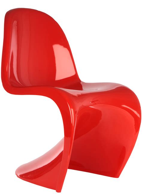 Panton, Verner Furniture Design , Here & Now  The Red List