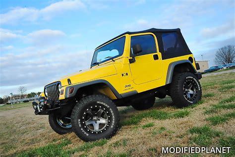 racing jeep wrangler 2003 jeep wrangler tj x with 17x9 american racing atx 194