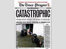 The TimesPicayune's Hurricane Katrina coverage among top