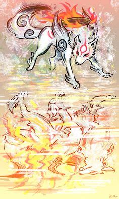 okami amaterasu images video games videogames