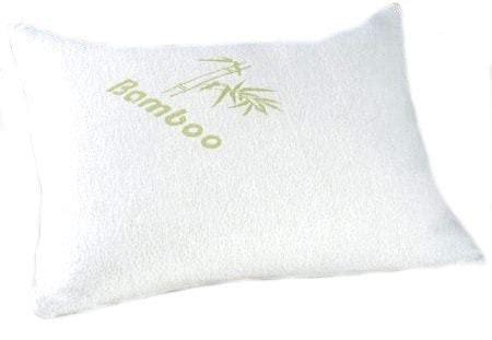 feel my bamboo pillow hotel comfort pillow