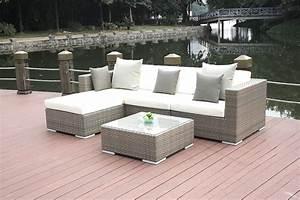 lounge gartenmoebel polyrattan stunning gartenmoebel With katzennetz balkon mit siena garden lounge set