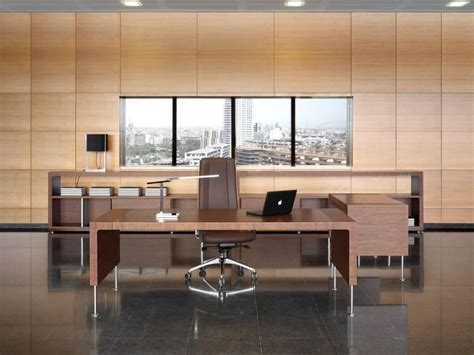 The most luxurious design of the executive office