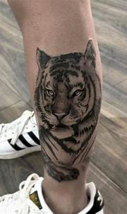 80 Masterful Tiger Tattoos to Make you Queen or King of ...