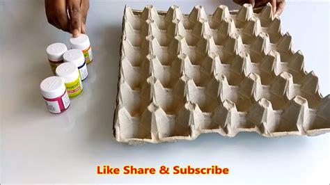 Diy| Egg Carton Wall Hanging Crafts