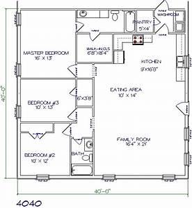 Bench Design : Shed plans 40x60