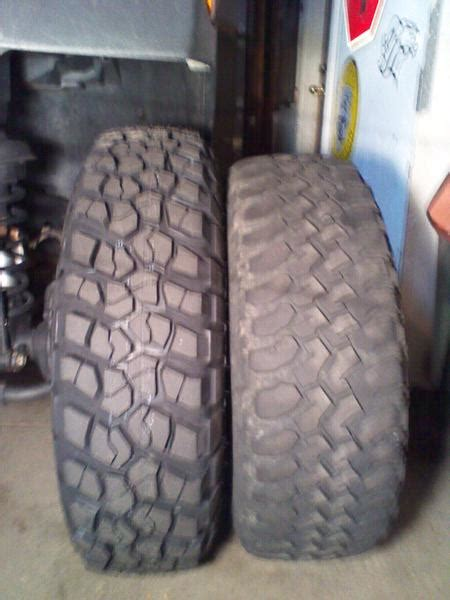 pizza cutter tires stock    sized wheel jeep