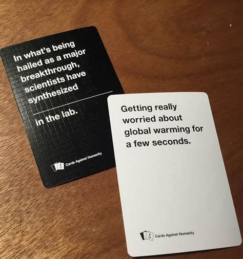 'cards Against Humanity' Helps Humanity With College
