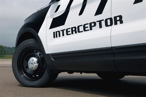 Ford Police Interceptor Utility Vehicle 2018