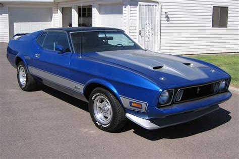 1973 ford mustang fastback 1973 ford mustang mach 1 fastback 21202