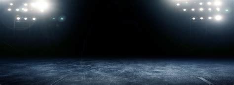 arena spotlight platform court background image