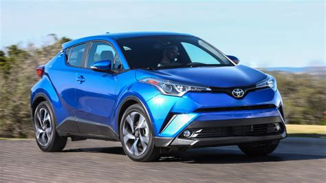 2018 Toyota Chr First Drive Boldly Go
