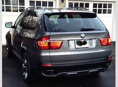 WTB BMW E70 LCI tail lights Xoutpostcom
