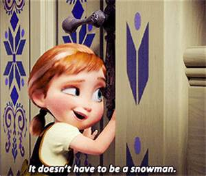 Do you want to build a snowman? - Elsa and Anna Photo ...