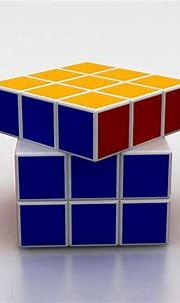 Rubik's Cube 3d model 3ds Max files free download ...