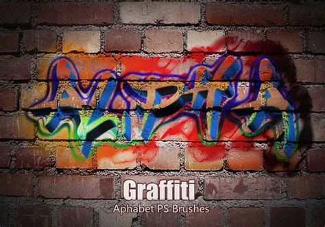 20 aphabet graffiti ps brushes abr vol 3 free photoshop brushes at brusheezy