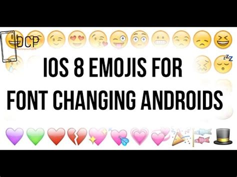 ios emojis for android come mettere le emoji di ios iphone su android doovi