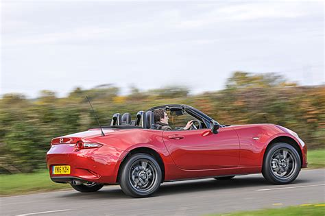 Mazda Mx-5 1.5 Sport Nav (2016) Long-term Test Review By