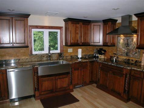 image result  whiskey black cabinets kitchen remodel