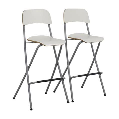 Barstuhl Ikea by 73 Ikea Ikea White Bar Stools Chairs