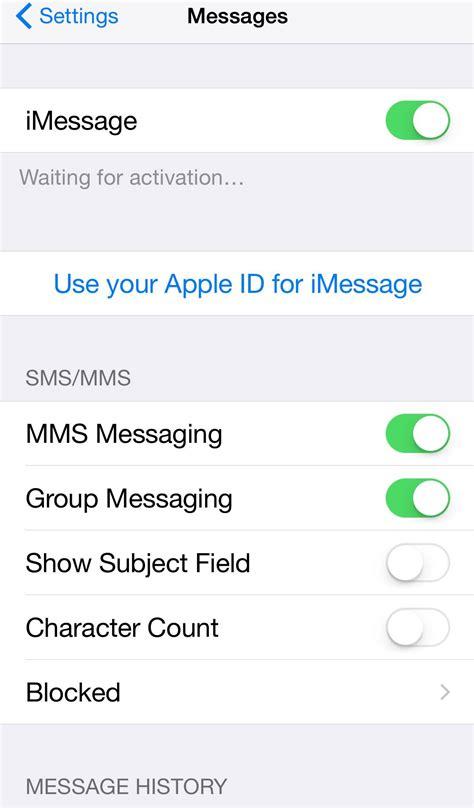 not receiving texts iphone iphone 6 not receiving texts 8 ways to fix iphone not