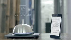 Objet Connecté Maison : concierge l 39 objet connect qui prend soin de votre maison ~ Nature-et-papiers.com Idées de Décoration