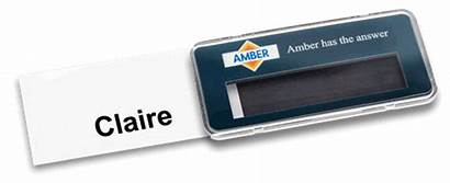 Reusable Badges Badge Tags Magnetic Plastic Australia
