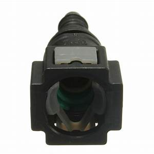 Quick Release Fuel Line Coupler 8mm Fuel Hose Pipe Female
