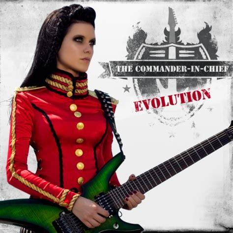 evolution commander chief guitarist music blabbermouth interview publications films arts