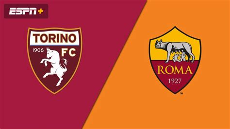 Currently, torino rank 17th, while roma hold 7th position. Torino vs. AS Roma (Serie A) | Watch ESPN