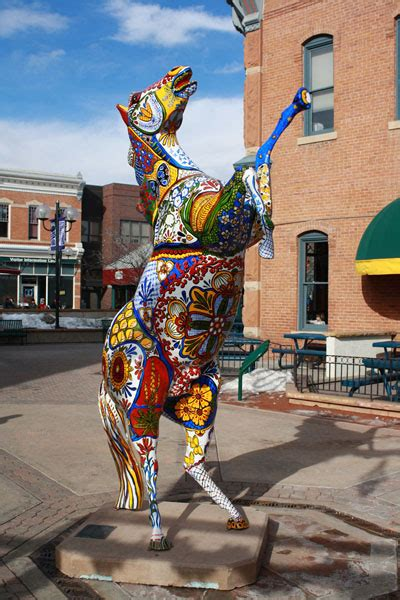 real estate free horse statue in old town square rogers realty fort