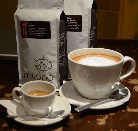 An idea born in italy, and executed wonderfully here in vancouver, milano coffee started in 1984 and was pursued by starbucks to be bought out. Milano Coffee - Picture of Casa Mia Restaurant, Charlottetown - Tripadvisor