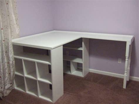 craft desk with storage as sweet as honey diy craft desk