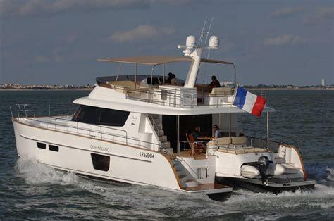 Queensland 55 Power Catamaran For Sale by 2010 Fountaine Pajot Queensland 55 Power Boat For Sale