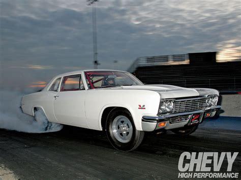 1966 Chevrolet Biscayne  Chevy High Performance Magazine