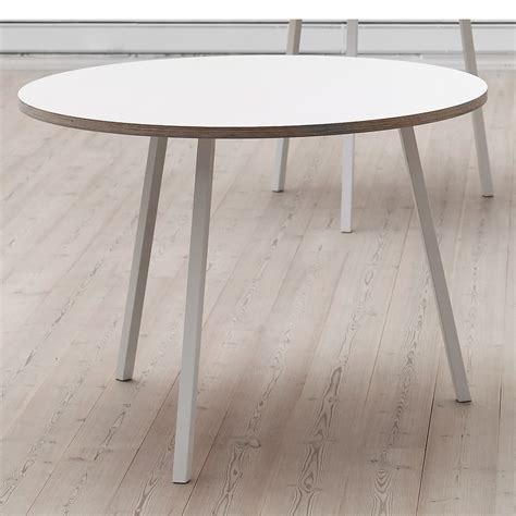 dining room table set the loop stand table by hay in the shop