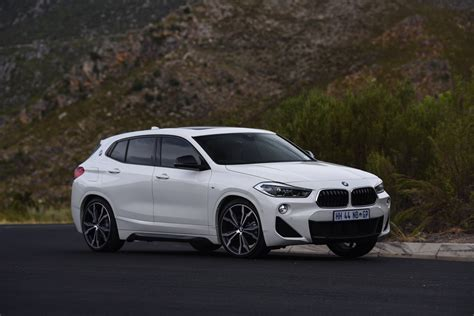 Bmw X2 Launches In South Africa With A Glamorous Photoshoot