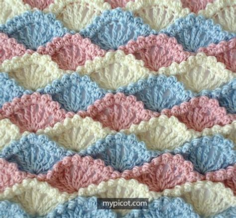 shell stitch crochet 1000 ideas about crochet shell stitch on pinterest crochet round crocheting and afghans