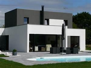 Castorama Alarme Maison : architecture moderne maison individuelle ~ Edinachiropracticcenter.com Idées de Décoration
