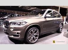 2018 BMW X5 25d xDrive M Sport Exterior and Interior