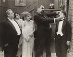 Henry Bergman, Marta Golden, Edna Purviance, Eric Campbell ...