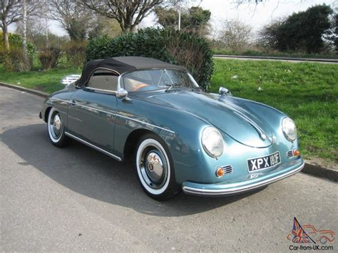 Porsche 356 Speedsters For Sale by 356 Chesil Speedster 68