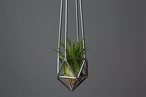 Modern Hanging Metal Wall Art Sculpture Contemporary: 10 Modern Planters That Welcome The Spring In Style