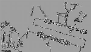 John Deere Fuel Injection Pump Solenoid