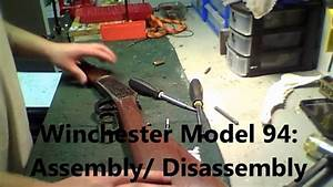 Winchester Model 94  Disassembly   Reassembly