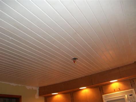 Beadboard Wallpaper Ceiling : Beadboard Wallpaper Over Tile