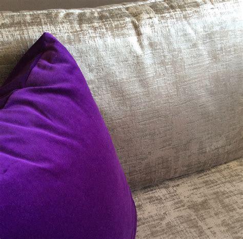 coussin pour canape gris coussins sur mesure pour banc et banquette