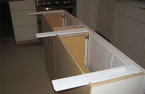 Countertop Island Support Bracket  Kitchen  Countertops