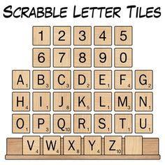 Printable Scrabble Tiles Pdf by Scrabble Tile Clip Art 52