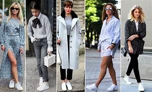la nouvelle tendance des baskets fall in mode With en mode tendance